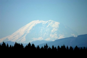 Mount Rainier in the Distance - Product Image