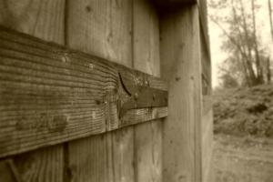 Hopshed Hinge - Product Image