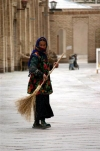 Sweeper Woman - Product Image