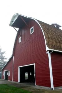 Tolt-MacDonald Park Barn - Product Image