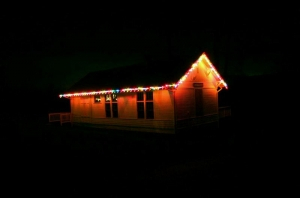 Duvall Station Christmas Lights - Product Image