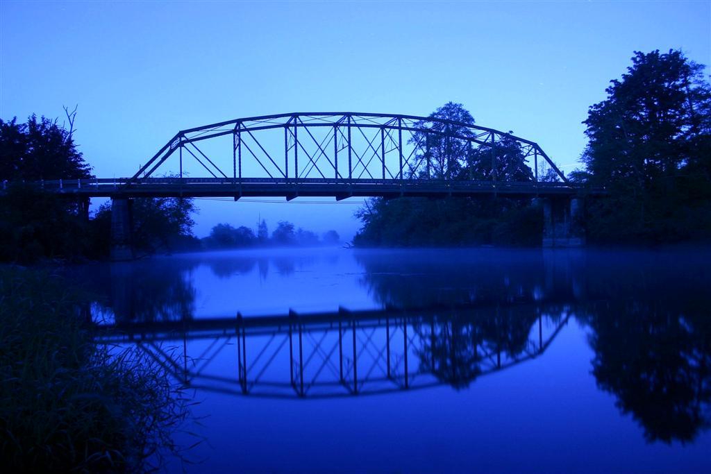Blue Dawn Tolt Bridge - Product Image