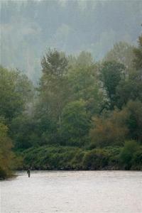 Fishing Near Stossel Bridge - Product Image