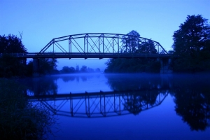 Blue Dawn Tolt Bridge - Product Image