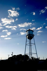 Yerington Water Tower - Product Image