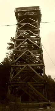 Heybrook Lookout Tower Panorama - Product Image